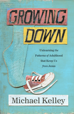 Cover for Growing Down