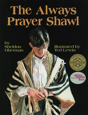 The Always Prayer Shawl Cover Image