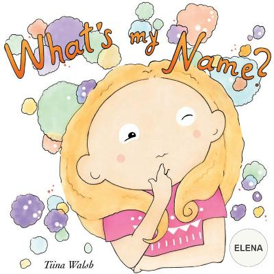What's my name? ELENA Cover Image