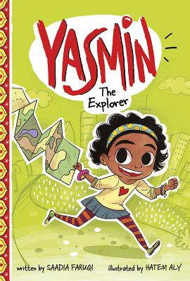 Yasmin the Explorer Cover Image
