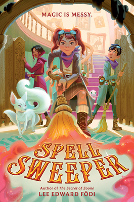 Spell Sweeper Cover Image
