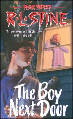 The Boy Next Door (Fear Street Superchillers #39) Cover Image