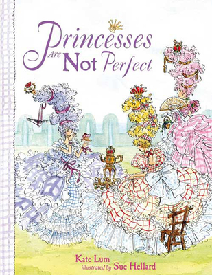 Princesses Are Not Perfect Cover