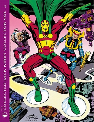 Cover for Collected Jack Kirby Collector Volume 4 (Collected Jack Kirby SC #4)