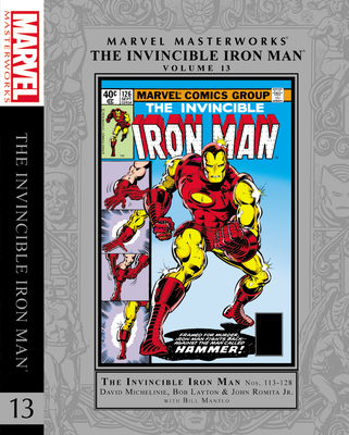 Marvel Masterworks: The Invincible Iron Man Vol. 13 HC Cover Image