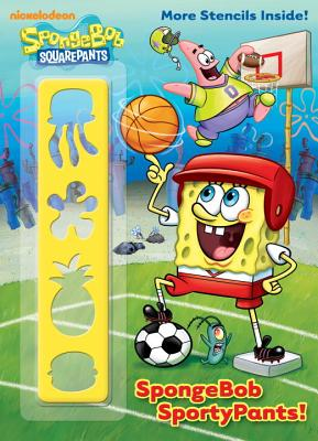 Spongebob Sportypants! [With Stencils] Cover