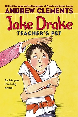 Jake Drake, Teacher's Pet Cover