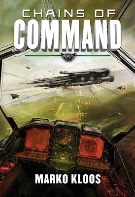 Cover for Chains of Command (Frontlines #4)