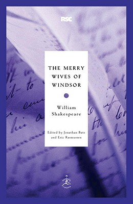 The Merry Wives of Windsor (Modern Library Classics) Cover Image
