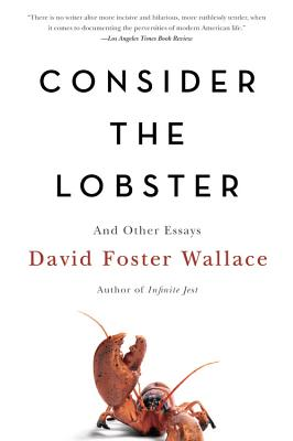 Consider the Lobster and Other Essays Cover