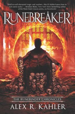 Runebreaker (Runebinder Chronicles #2) Cover Image