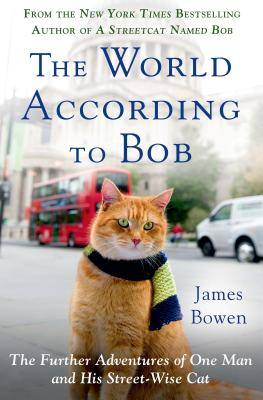The World According to Bob Cover