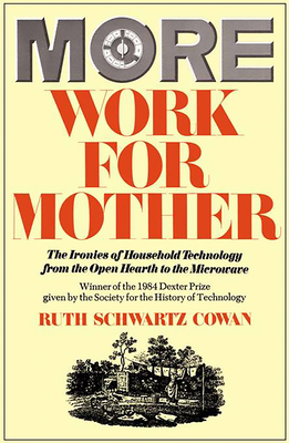 Cover for More Work For Mother