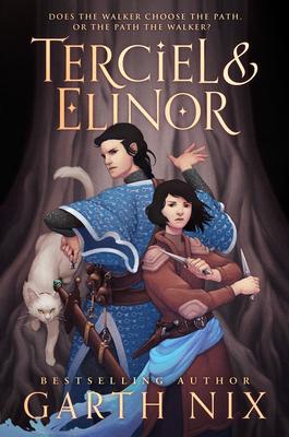 Terciel and Elinor (Old Kingdom) cover