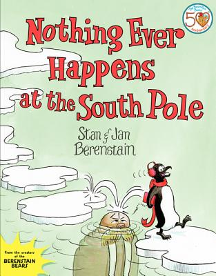 Nothing Ever Happens at the South Pole Cover