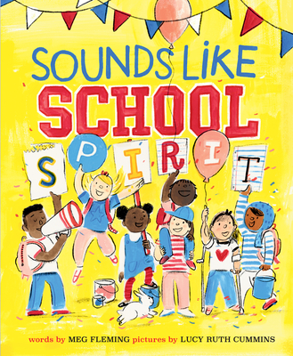 Sounds Like School Spirit Cover Image