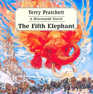 The Fifth Elephant (Discworld Novels (Audio)) Cover Image