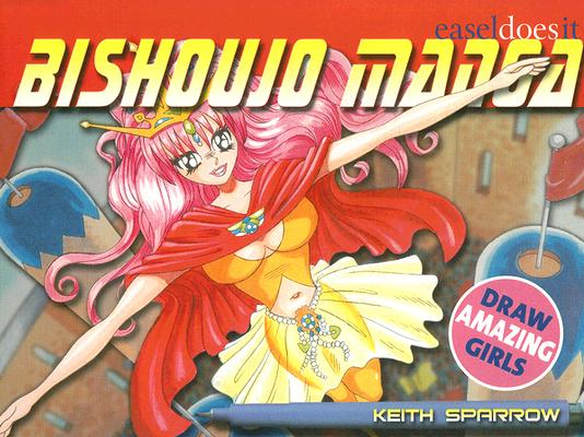 Bishoujo Manga: Easel-Does-It Cover Image