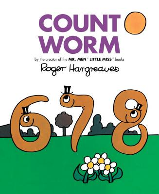 Count Worm by Roger Hargreaues