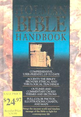 Holman Bible Handbook Cover