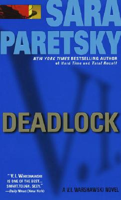 Deadlock: A V. I. Warshawski Novel cover