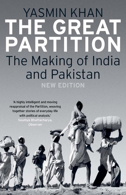 The Great Partition: The Making of India and Pakistan Cover Image