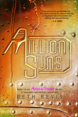 A Million Suns (Across the Universe #2) Cover Image