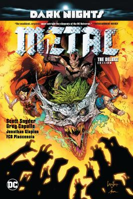 Dark Nights: Metal: Deluxe Edition Cover Image