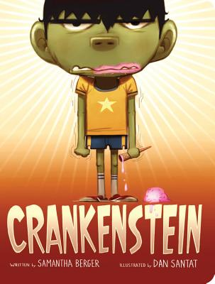 Crankenstein Cover Image