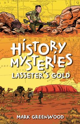 Lasseter's Gold (History Mysteries) Cover Image