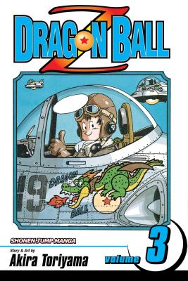 Dragon Ball Z, Vol. 03 cover image
