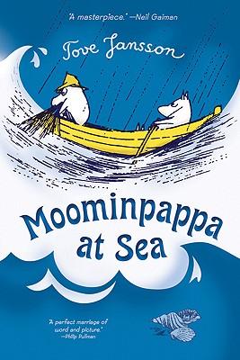 Moominpappa at Sea Cover Image