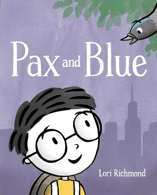 Pax and Blue Cover