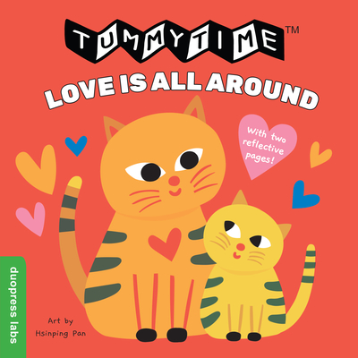 TummyTime®: Love Is All Around Cover Image