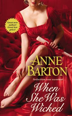 Cover for When She Was Wicked (Honeycote #1)