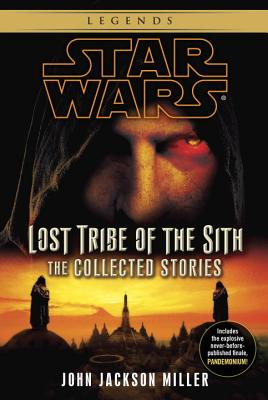 Lost Tribe of the Sith Cover