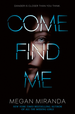 Come Find Me Cover Image
