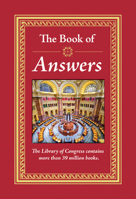 The Book of Answers Cover Image
