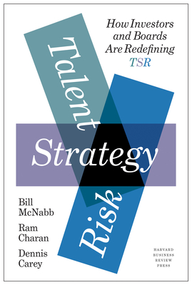 Cover for Talent, Strategy, Risk