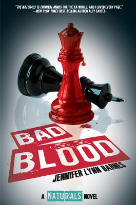 Bad Blood (the Naturals #4) ((the Naturals #4)) Cover