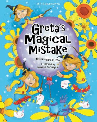 Greta's Magical Mistake Cover