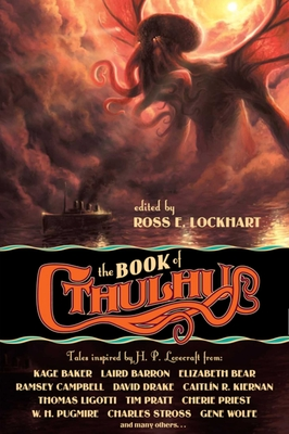 The Book of Cthulhu Cover