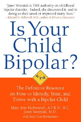 Is Your Child Bipolar? Cover