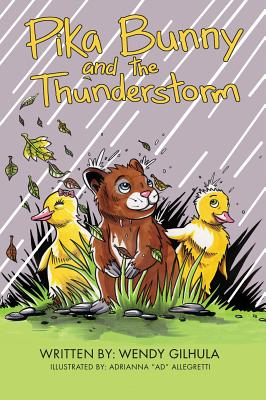 Pika Bunny and the Thunderstorm Cover Image