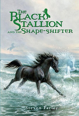 The Black Stallion and the Shape-Shifter Cover Image