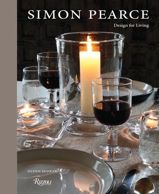 Simon Pearce: Design for Living Cover Image