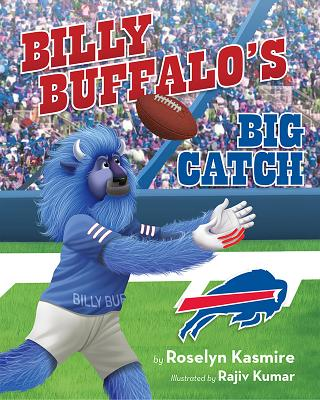Billy Buffalo's Big Catch Cover Image