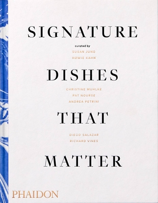 Signature Dishes That Matter Cover Image