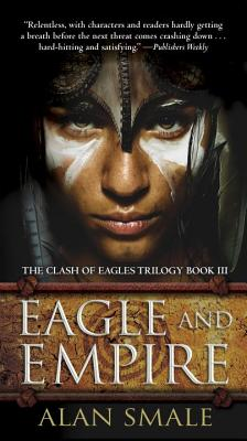 Cover for Eagle and Empire
