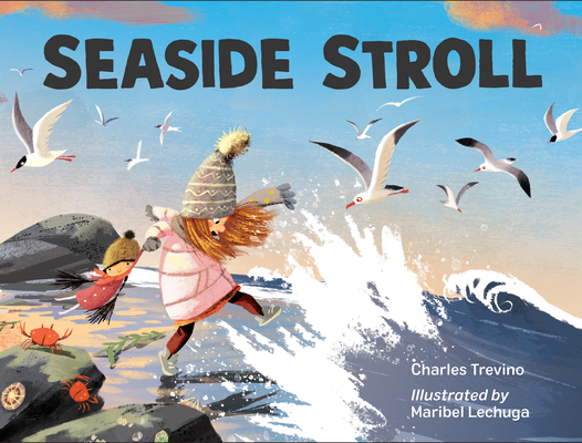 Seaside Stroll Cover Image